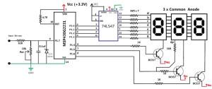 MSP430 BASED 30V VOLT METER