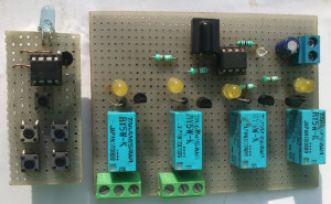 NEC Protocol IR (Infrared) Remote Control With a Microcontroller