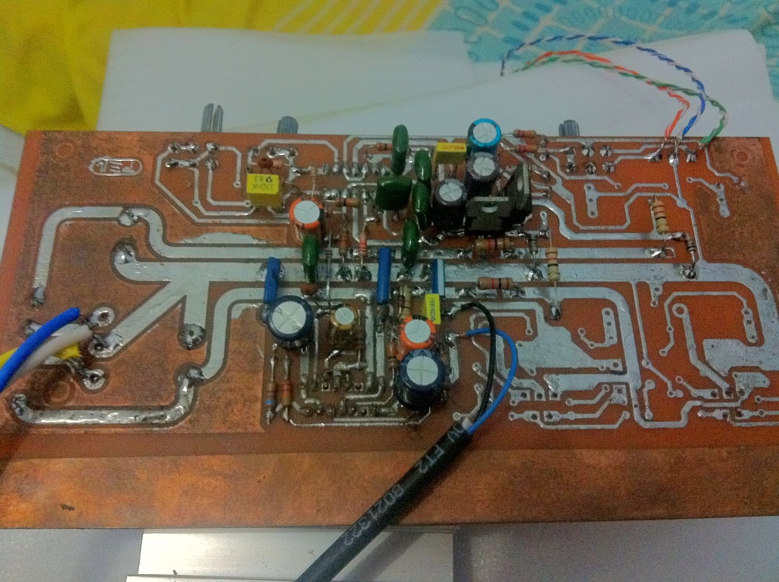 2.1 Amplifier With TDA7294 and LM1875 23