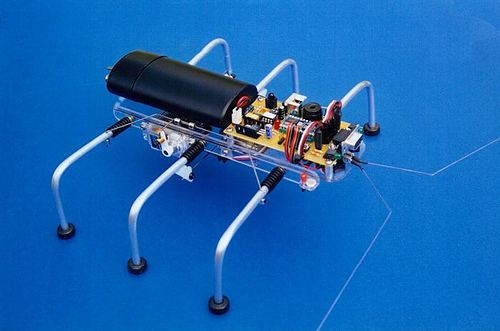 Build a Cricket The Robot