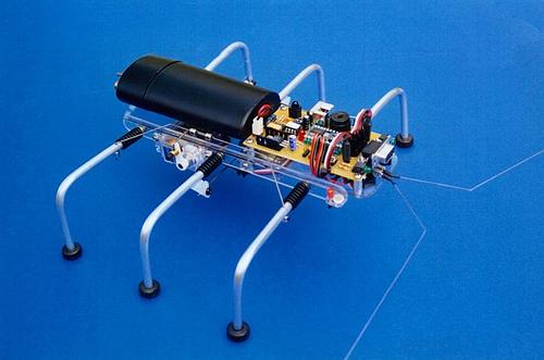 Build a Cricket The Robot