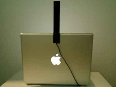 12 inch Powerbook External Antenna Hack