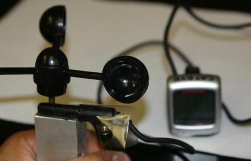 Digital Anemometer (wind meter)
