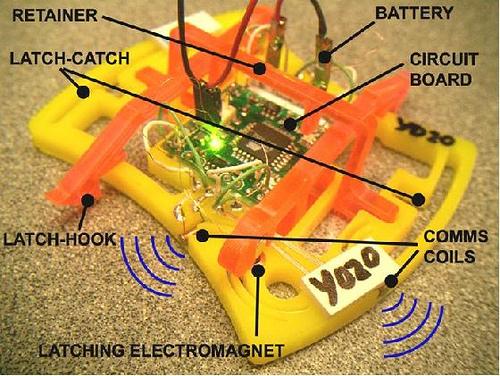 Autonomous, Self-Assembling Robots