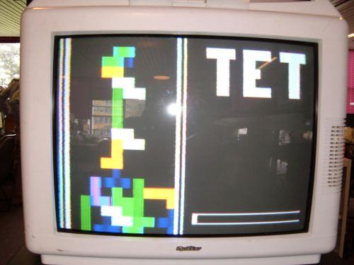 Color Tetris video game
