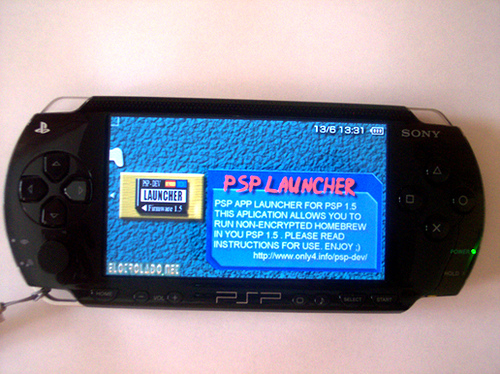 How to add 20GB External Storage for PSP