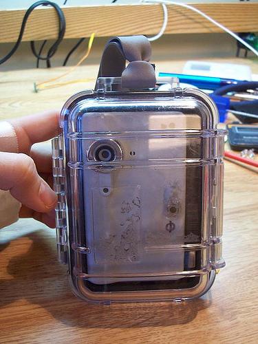 Underwater CVS Camcorder