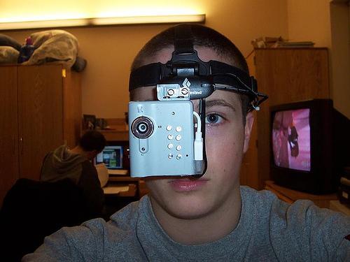 CVS Camcorder based night vision