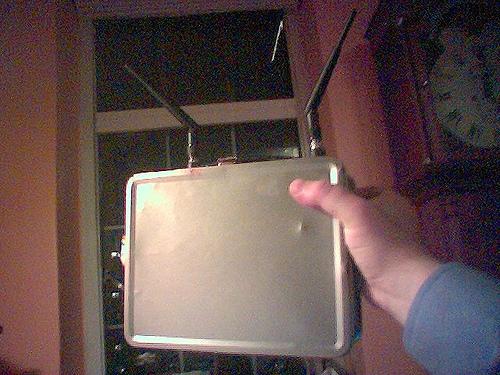Wi-Fi Lunchbox