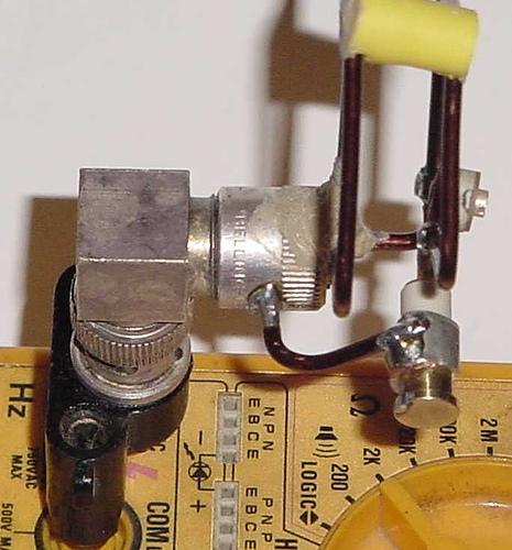 Field Strength Meter for 2.4 Ghz Wireless LAN