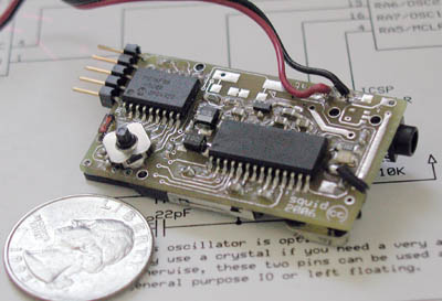 Open Source DIY MP3 player
