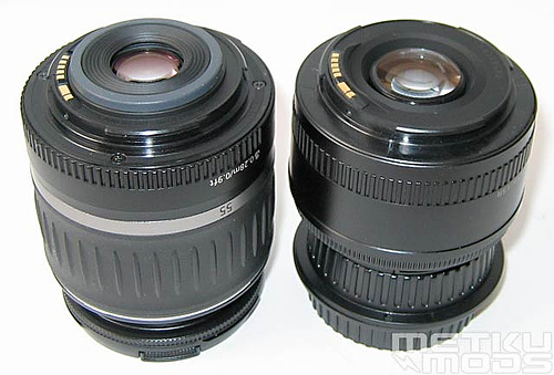 Canon EFS to EF lens modification