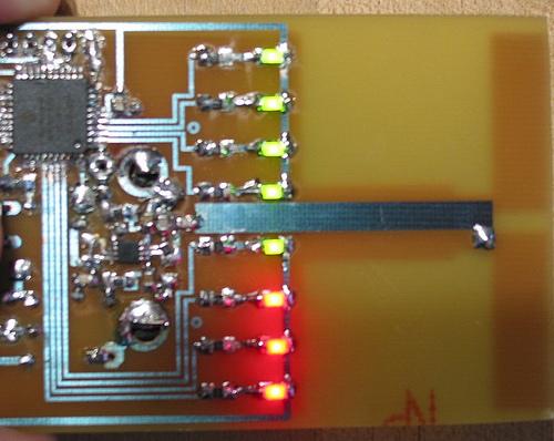 Wi-Fi Signal Strength Meter