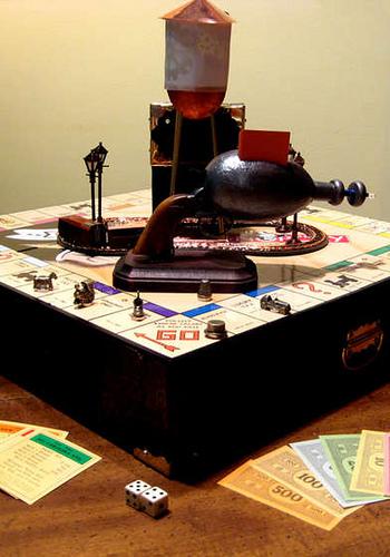 Electrified Monopoly