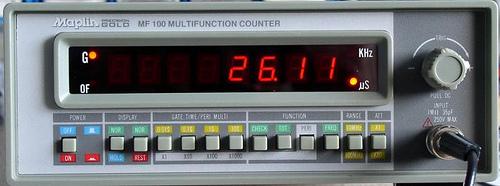 IR Remote Control Modulation Detector