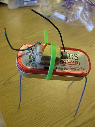 Vibrobot Build