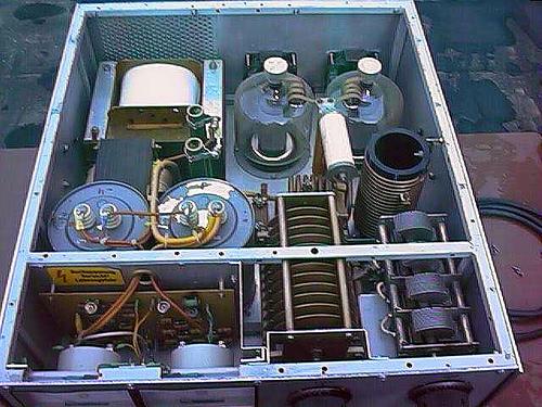 YU7BCD 3KW Amplifier