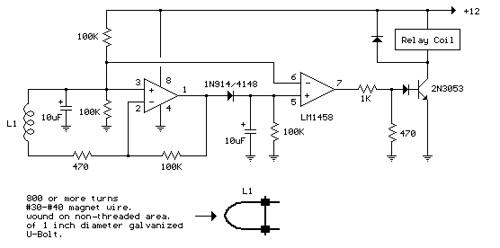 AC Line Current Detector