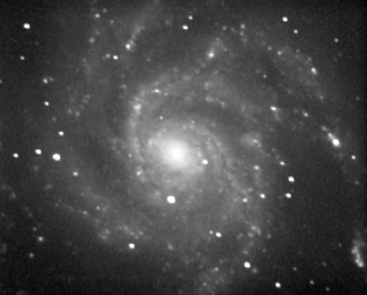 Astronomy CCD Images