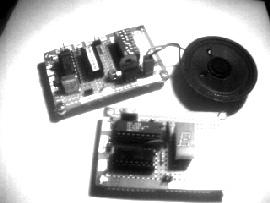 DTMF Generator/Decoder