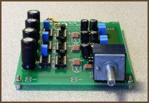 PPA v1 Amplifier Board