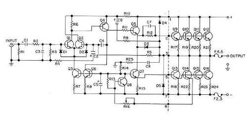 Build a Class-A Amplifier