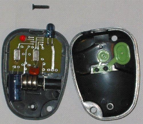 Simple alarm system