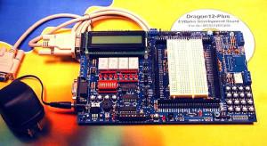 Motorola 68HC11 Microcontroller