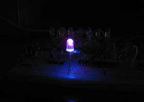 PIC12F675 Single RGB LED Controller