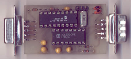 Serial mouse interface for Commodore 64