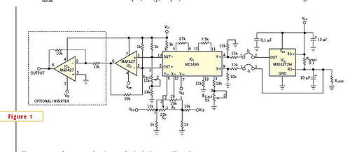 Switching regulator forms constant-current source
