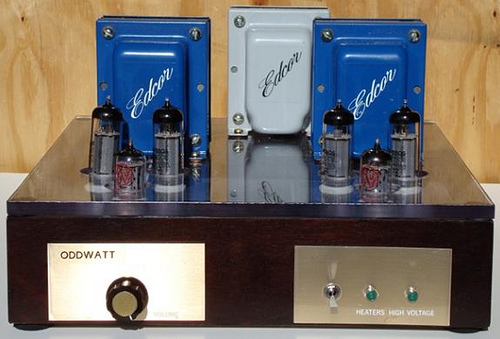 EL84 Push-Pull Tube Amp