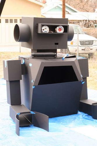 Build a giant robot
