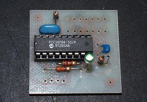 PSX controler to PC MIDI converter