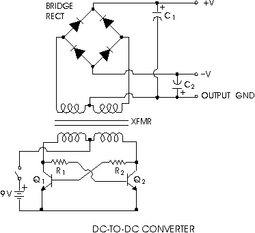 Electronics Experiments: Simple DC-DC Converter