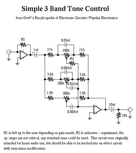Guitar-related Circuits