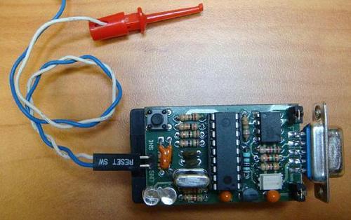 In-Circuit debugger