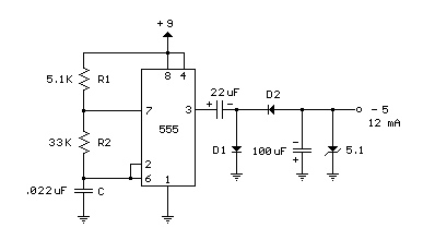 Transistor, diode, IC outlines