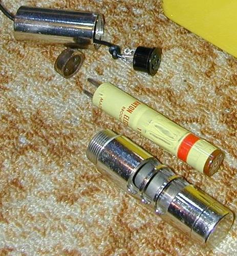 CDV700 Geiger Counter Probe Rebuilding