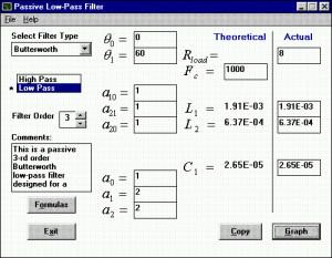 Active Filter Workshop