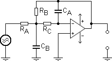 Active Low-Pass Filter Design and Dimensioning