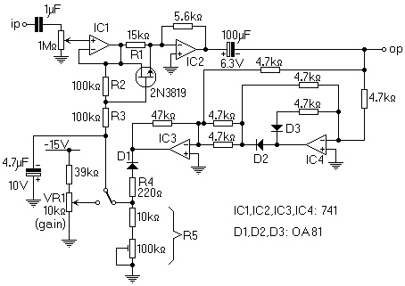 Audio Compressor