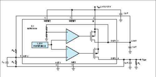 Regulator generates sub-bandgap voltages
