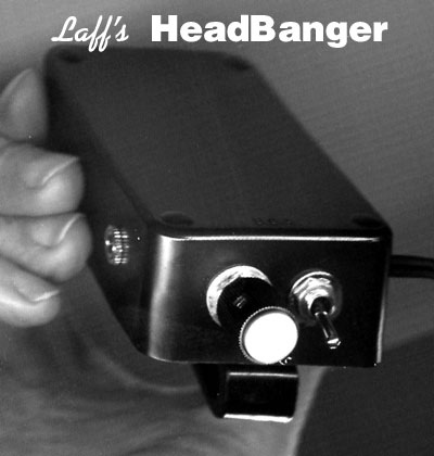 HeadBanger Headphone Amp Construction Kit