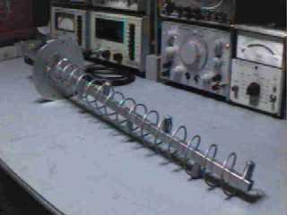 2.4 GHz Helix Antenna