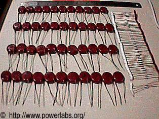 200 kV Voltage Multiplier