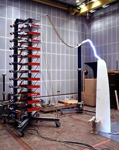 High Voltage Generators