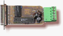 RS232 to I2C Interface