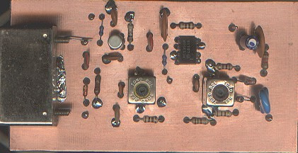 7.8MHz I.F. Amplifier