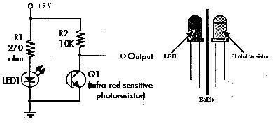 IR detector / emitter
